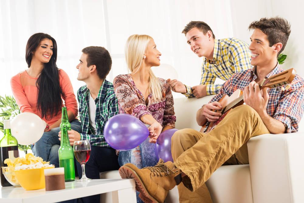 Organiza la mejor fiesta de inauguración de casa