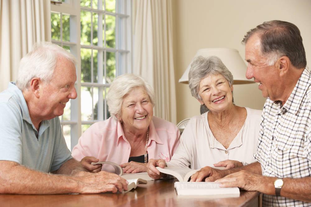 Cuando una residencia para ancianos se convierte en su hogar