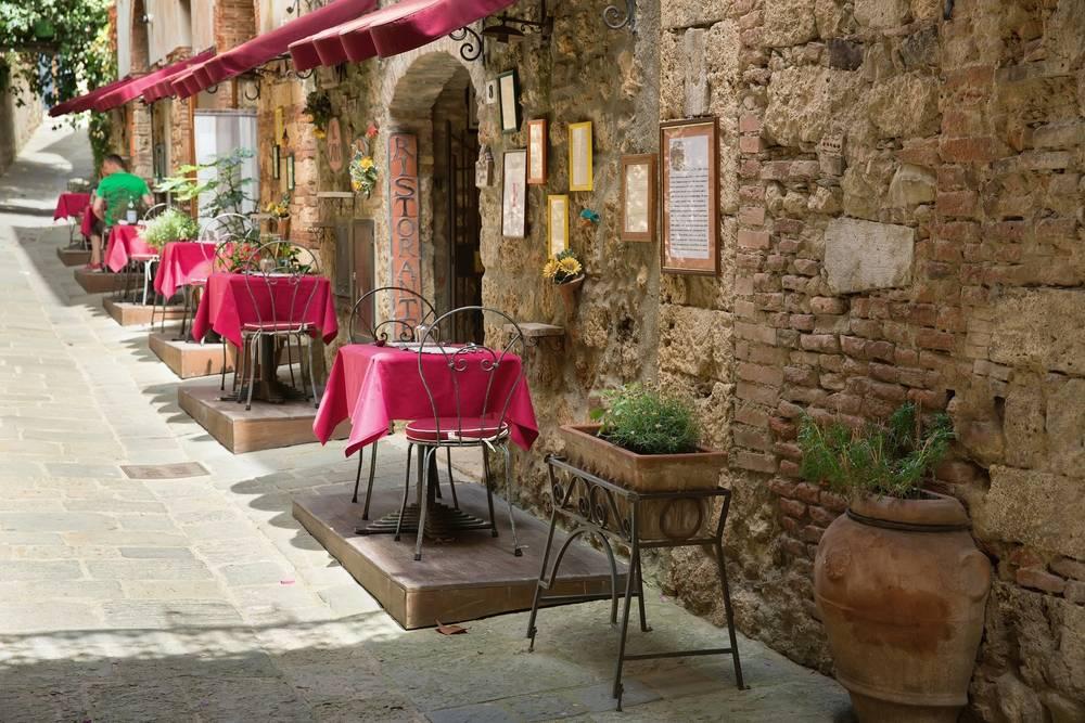 Decoración Vintage para Restaurantes