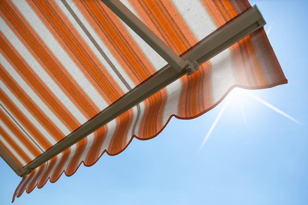 Protege tus ventanas contra el calor