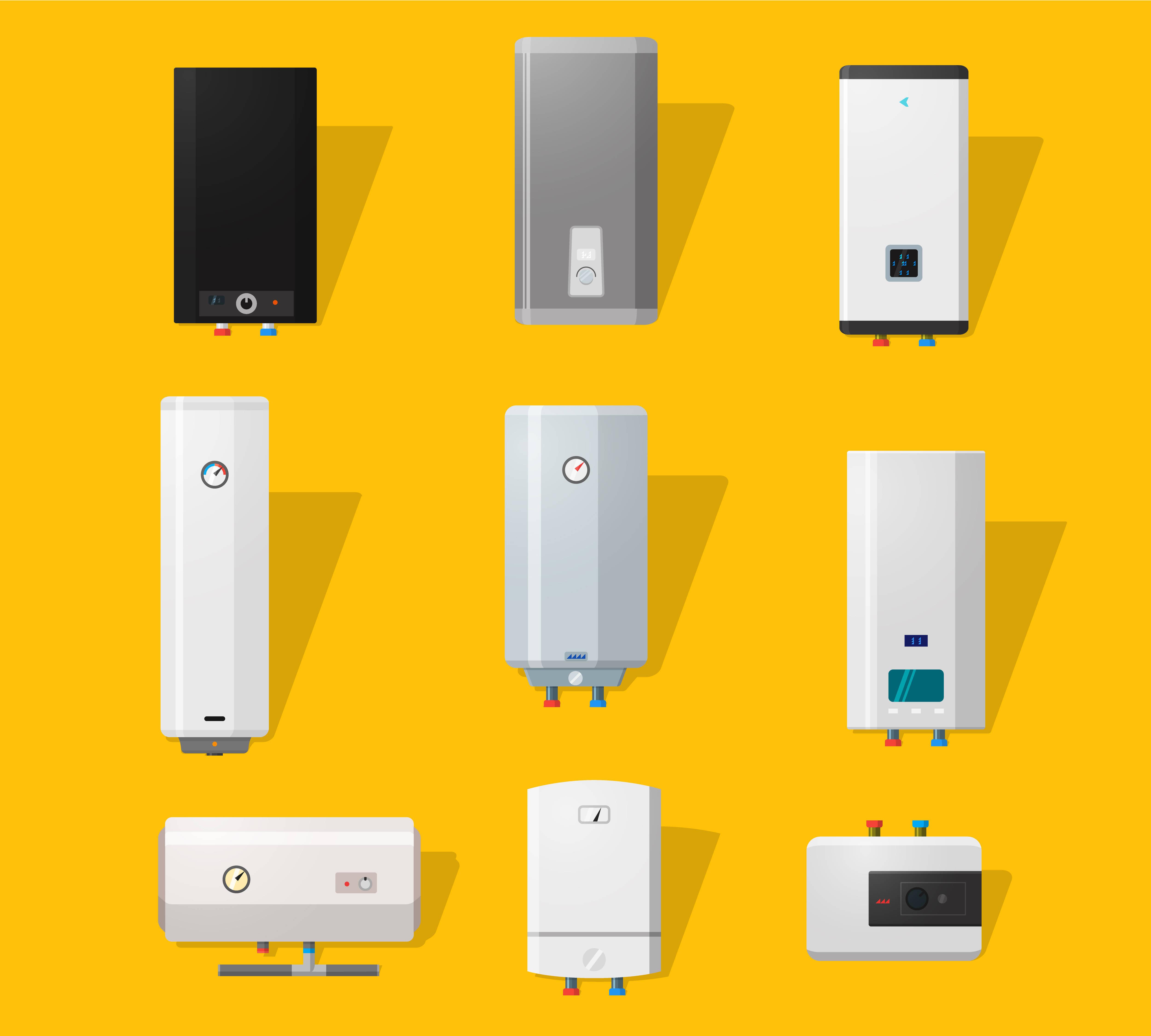 Un nuevo tipo de calefacción eficiente para tu hogar