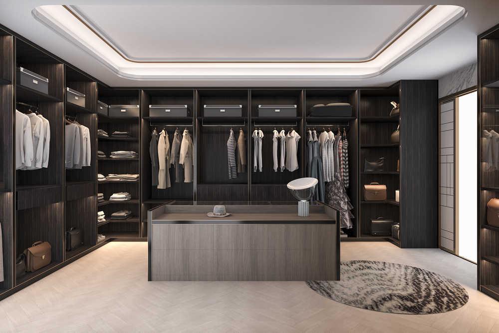 Reforma tu casa para hacer sitio a tus mejores modelos de ropa