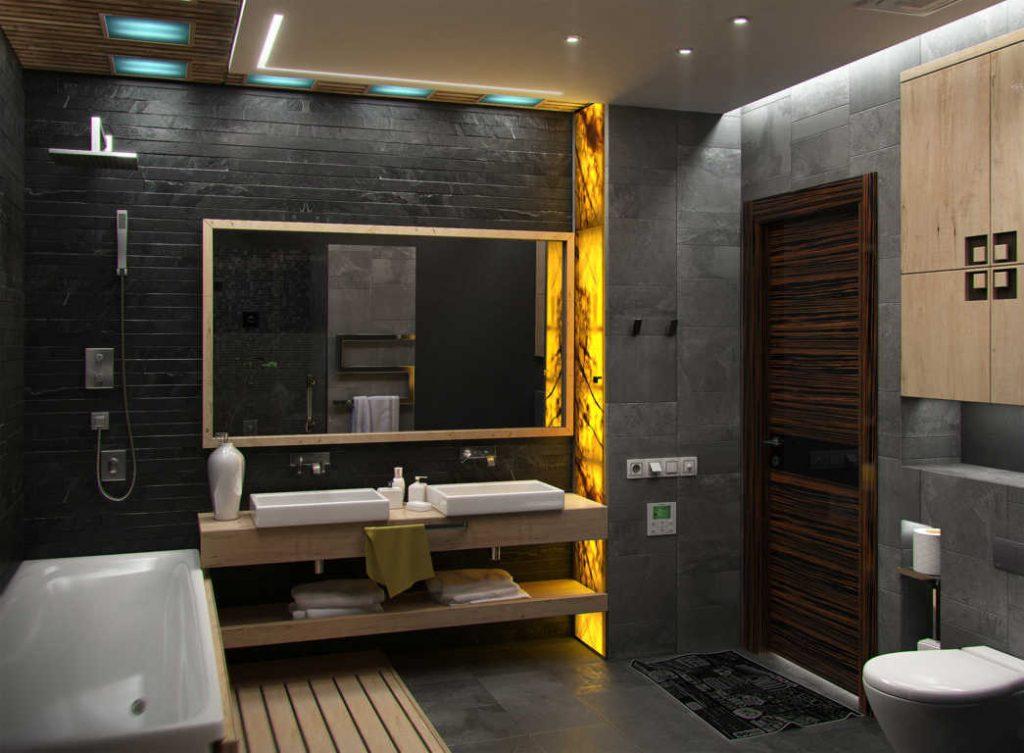 14 ideas para decorar tu casa con piedra pizarra