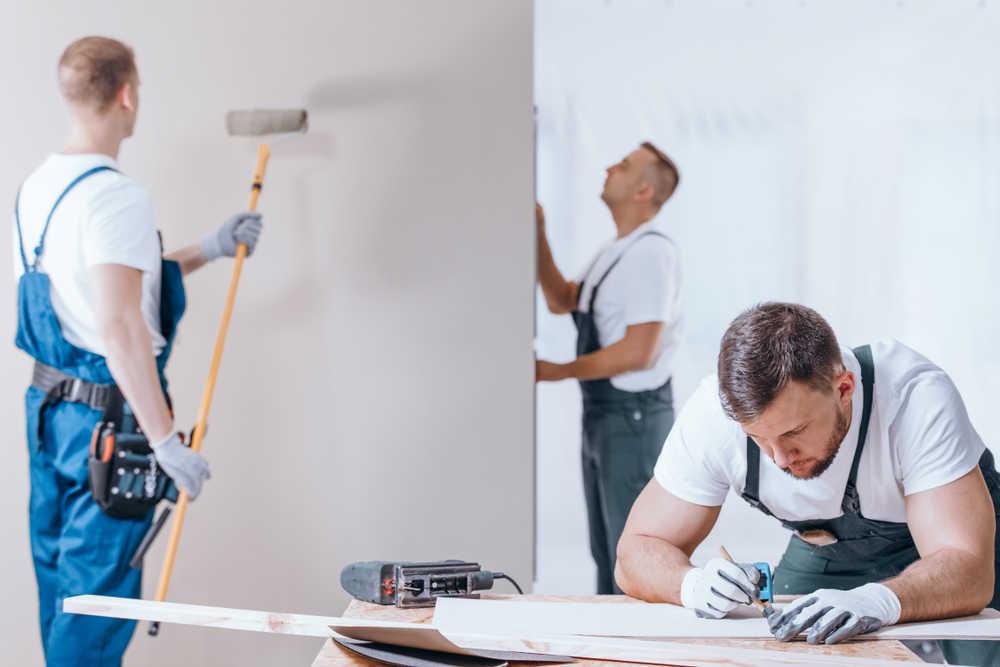 Cómo elegir un pintor para pintar el hogar