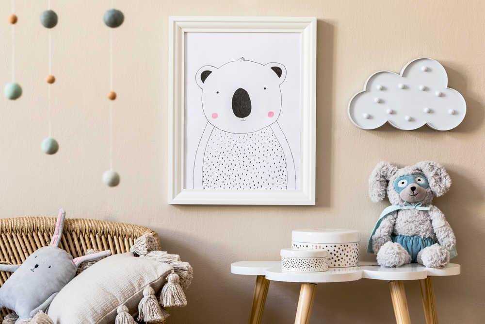 Lo que debes y no debes hacer al decorar la habitación de tus hijos